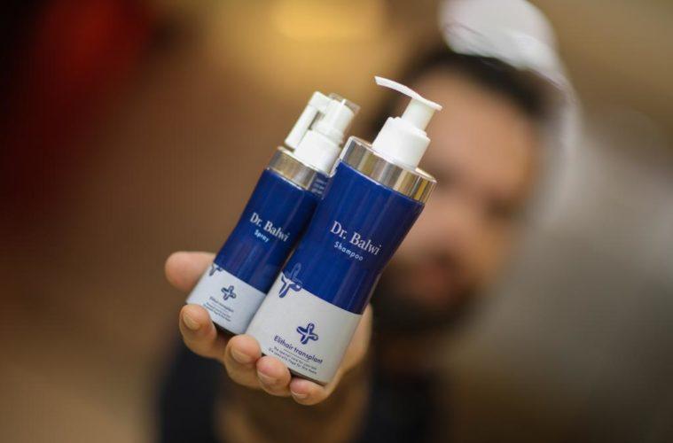 Dr Balwi Shampoo und Spray Testbericht