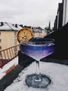 The Illusionist Gin Cocktail - Terrasse. Unsere Erfahrungen